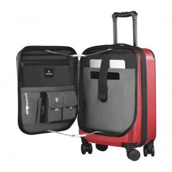 Victorinox Spectra Expandable Global Carry-On walizka 55 cm czerwona 601349